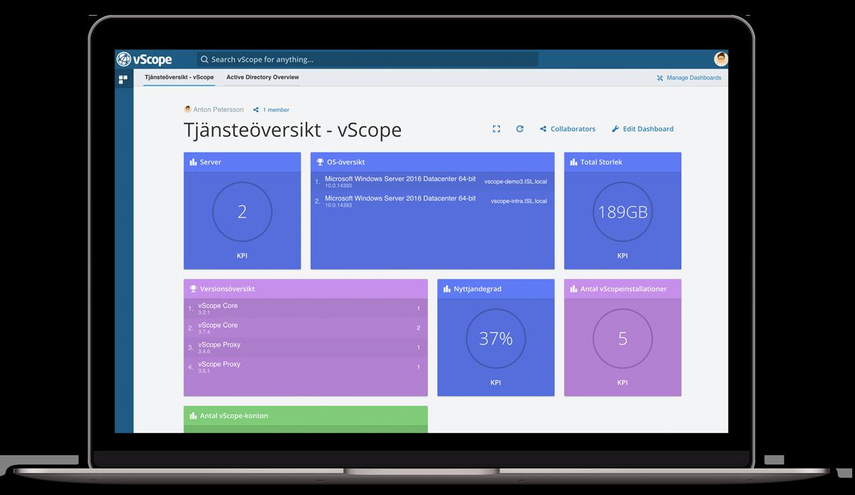 vScope Inventory & Reporting - Full överblick av IT